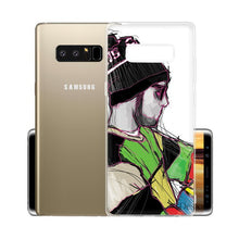 Load image into Gallery viewer, Case Cover for Samsung Galaxy A3 A5 A6 A8 Plus 2015 2016 2017 2018 Mac Miller hard pc