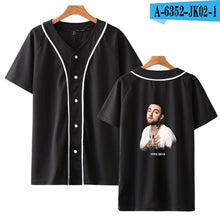 Load image into Gallery viewer, LUCKYFRIDAYF 2018 Mac Miller Bulletproof Youth Club Team Same Style Baseball Shirt Men/Women Clothes Loose Casual Harajuku