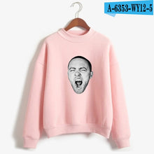 Load image into Gallery viewer, LUCKYFRIDAYF 2018 Mac Miller caoless Hoodies sweatshirt Men women Album Print  Pullovers Kpop hit hop men hoodies Cool clothes