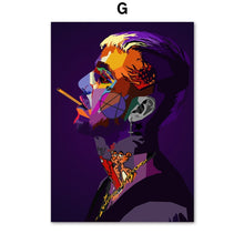 Load image into Gallery viewer, Lil Peep Mac Miller Tyler XXXTentacion Rap Star Wall Art Canvas Painting Nordic Posters And Prints Wall Pictures Kids Room Decor
