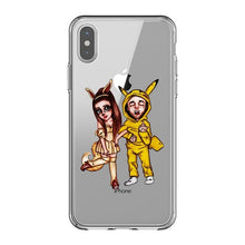 Load image into Gallery viewer, Macs Miller Case silicone Soft Phone Case For iPhone X Rapper Case Back Covers For iPhone 5 5s SE 6 6SPlus 7 8 Plus XR XS MAX