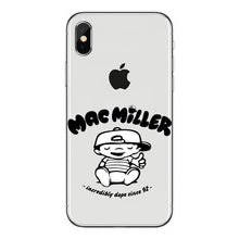 Load image into Gallery viewer, Macs Miller Hard Matte transparent Plastic Caso Capa para o iPhone Da Apple 4 5 6 7 8 Plus X XR Xmax Casos de Telefone Coque