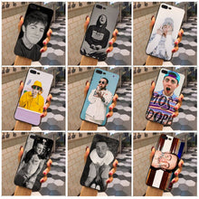 Load image into Gallery viewer, MaiYaCa Mac Miller Pattern Rubber tpu Soft Phone Accessories Cover Case For iphone X 8 8plus for iphone 7 7plus 6 6s plus 5 5s