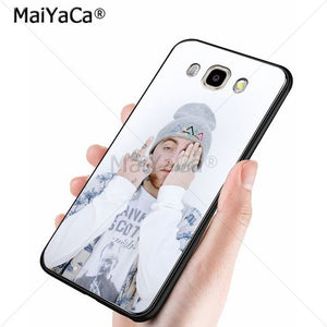 MaiYaCa Rapper Mac Miller Top Detailed Popular phone case for samsung J5 j120 j3 j7(2015) note 3 note4 note5 case coque