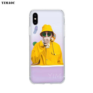 YIMAOC Mac Miller Soft TPU Silicone Case Cover for iPhone 8 7 6 6S Plus 5 5S SE X XS Max XR Coque Shell Cases