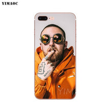 Load image into Gallery viewer, YIMAOC Mac Miller Soft TPU Silicone Case Cover for iPhone 8 7 6 6S Plus 5 5S SE X XS Max XR Coque Shell Cases