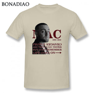 Mac Miller RIP 2018 3qg3l0zk0ev Tee Shirt Man Fashionable Camiseta