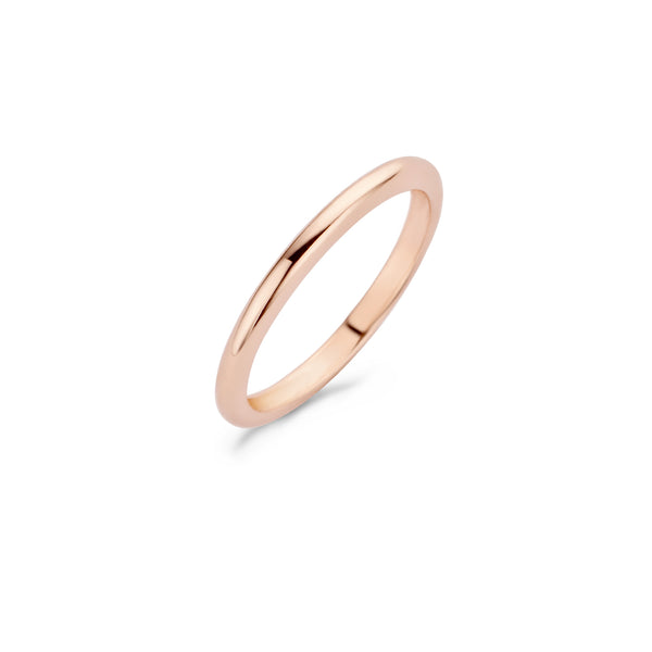 Blush Ring 1117RGO -  Rosé Goud (14Krt.)