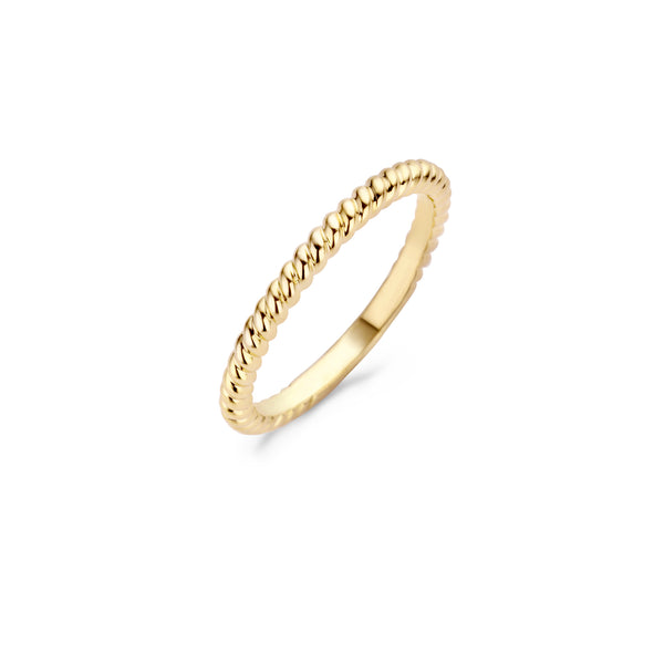 Blush Ring 1118YGO -  Geel Goud (14Krt.)