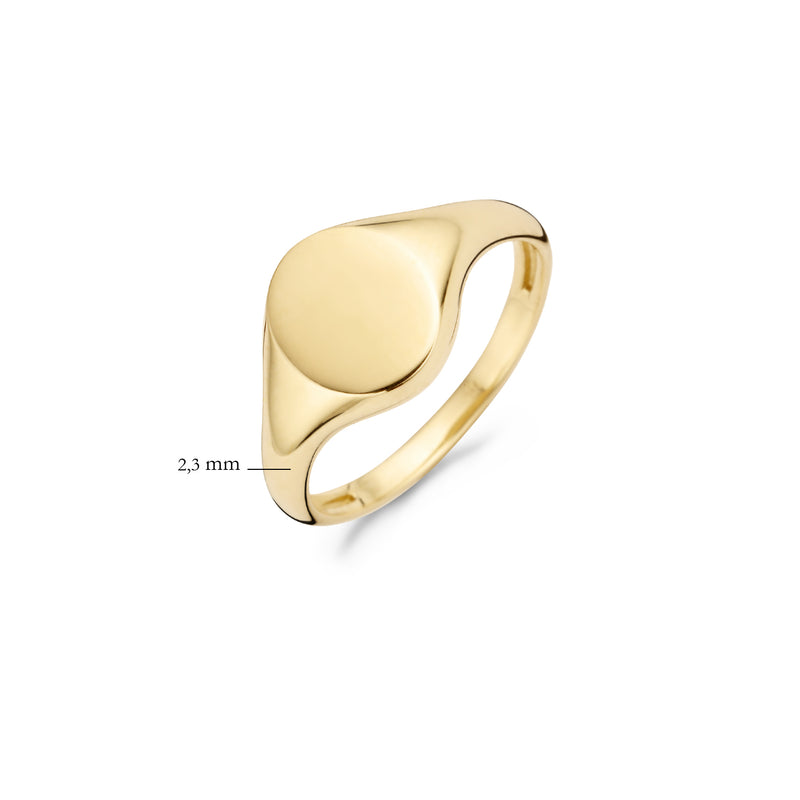Blush Ring 1190YGO - Goud (14Krt.)
