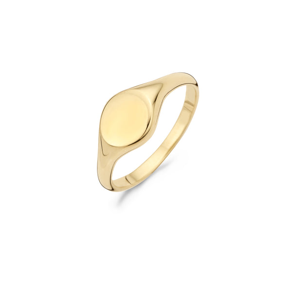 Blush Ring 1191YGO - Goud (14Krt.)
