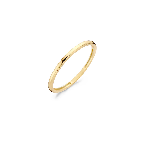 Blush Ring 1197YGO - Geel Goud (14Krt.)