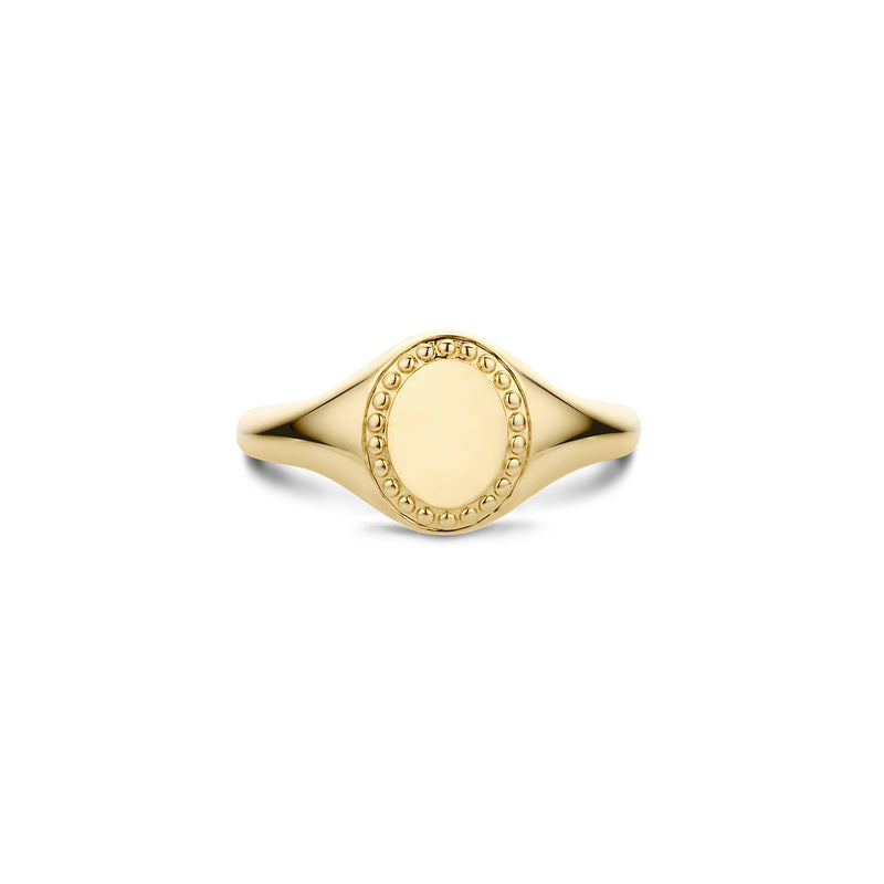 Ring 1205YGO - Goud (14Krt.)