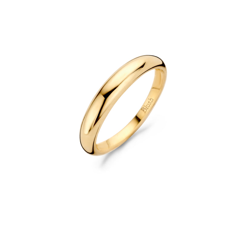 Blush Ring 1207YGO - Geel Goud (14Krt.)
