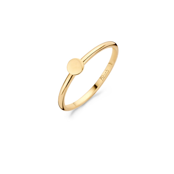 Ring 1212YGO - Yellow gold (14Crt.)