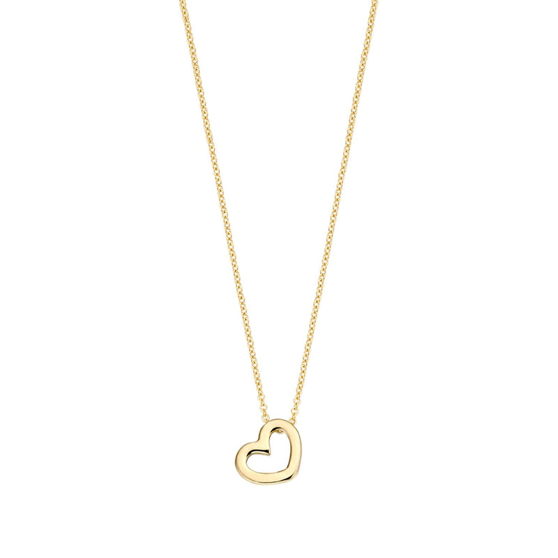 Collier 3081YGO - Geelgoud (14krt.)