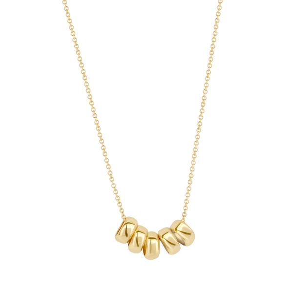 Collier 3087YGO - Geelgoud (14krt.)