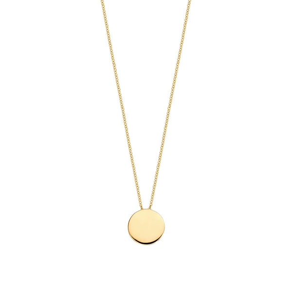 Necklace 3088YGO - Yellow Gold (14Crt.)
