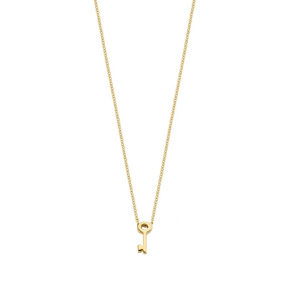 Necklace 3092YGO - Yellow Gold (14Crt.)