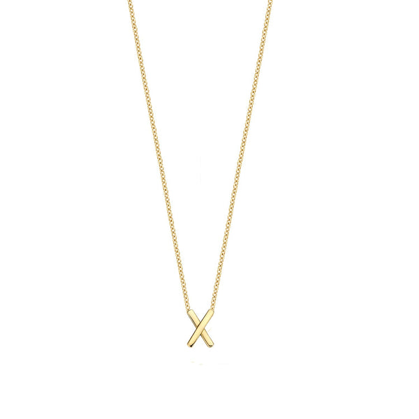 Necklace 3094YGO - Yellow Gold (14Crt.)