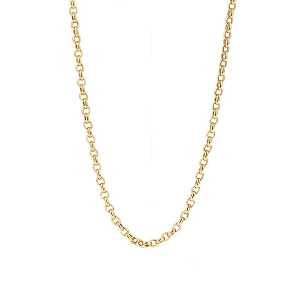 Necklace 3095YGO - Yellow Gold (14Crt.)