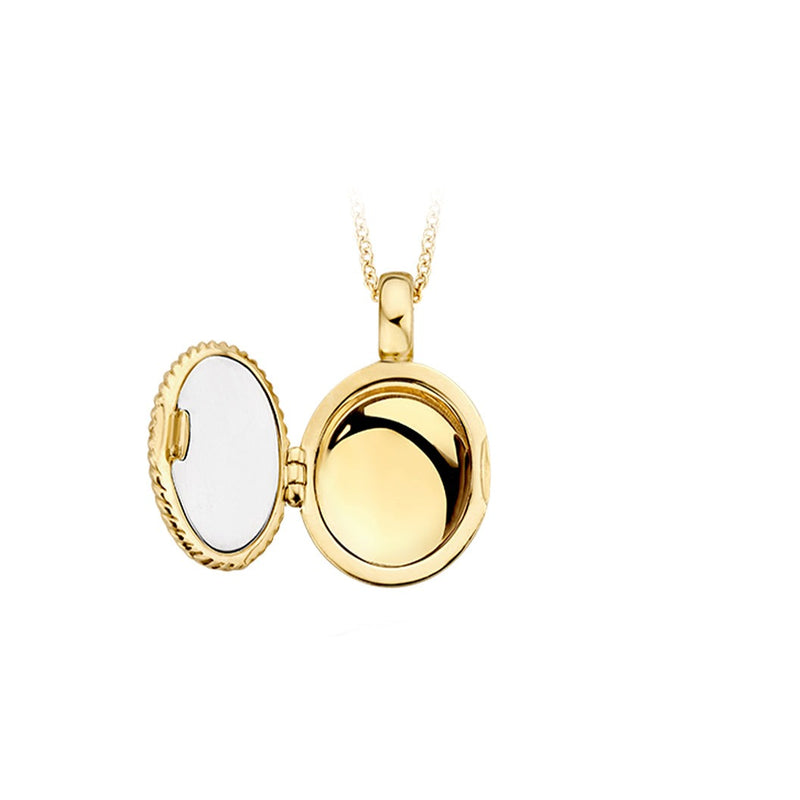 Locket 6081YGO - Yellow gold (14Crt.)