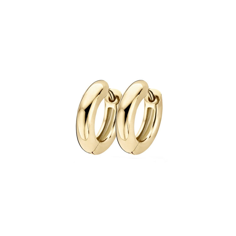 Earrings 7026YGO - Yellow Gold (14Crt.)