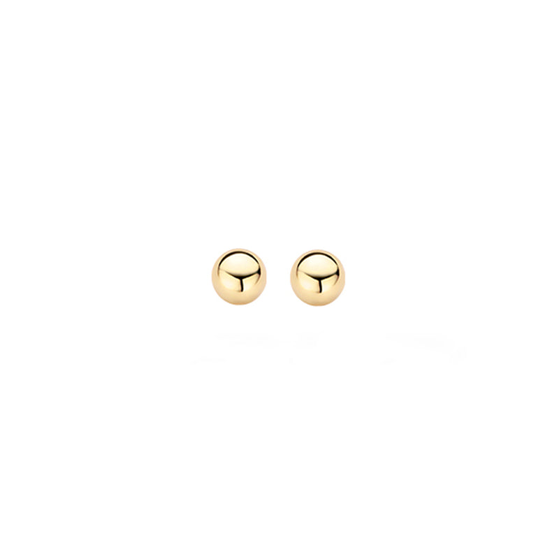 Earstuds 7120YGO - Yellow Gold (14Crt.)