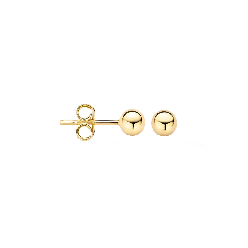 Earstuds 7121YGO -  Yellow Gold (14Crt.)