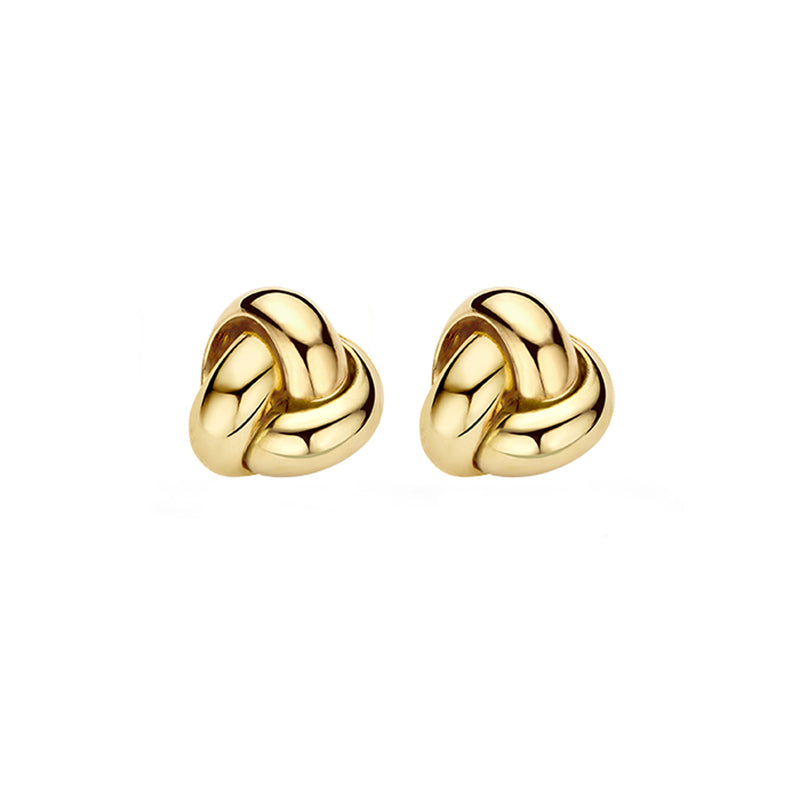 Earstuds 7145YGO - Yellow Gold (14Crt.)