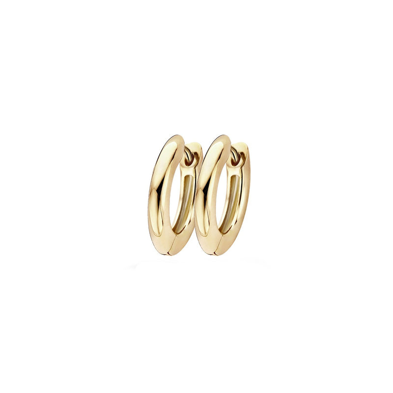 Earrings 7165YGO - Yellow Gold (14Crt.)