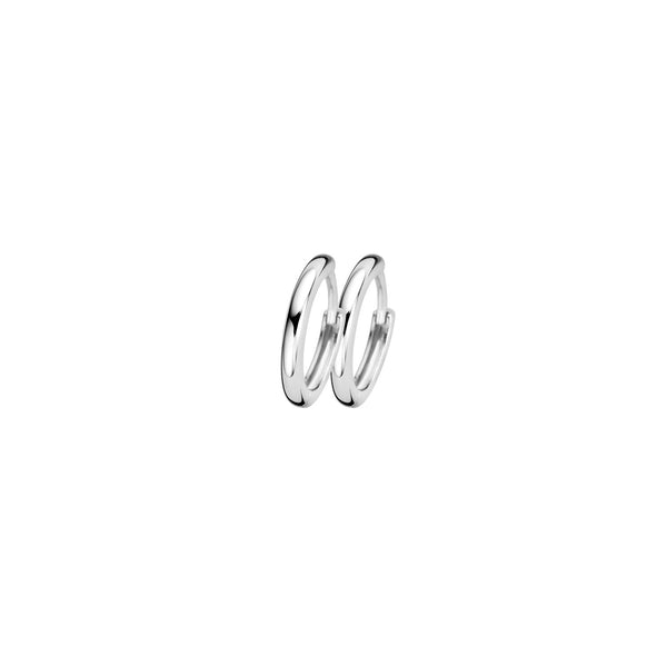 Earrings 7232WGO - White Gold (14crt.)