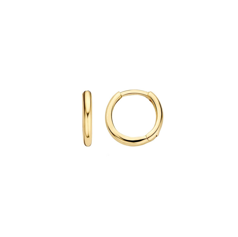 Earrings 7232YGO - Yellow Gold (14crt.)