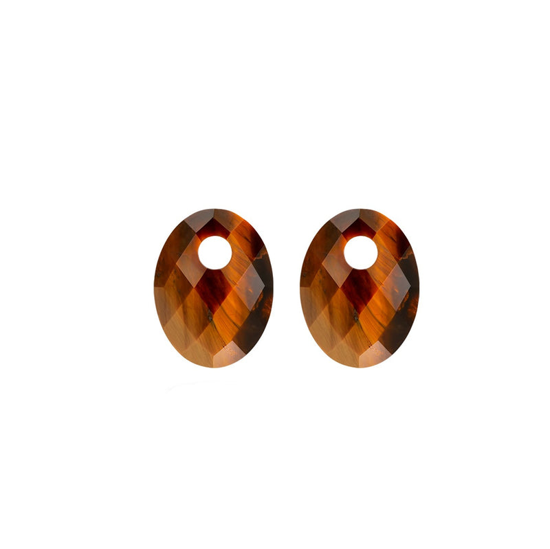 Ear Charm 810TIGO - Tiger Eye