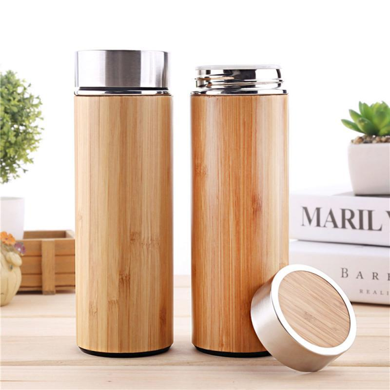 Bamboo Travel Tumbler [15oz]