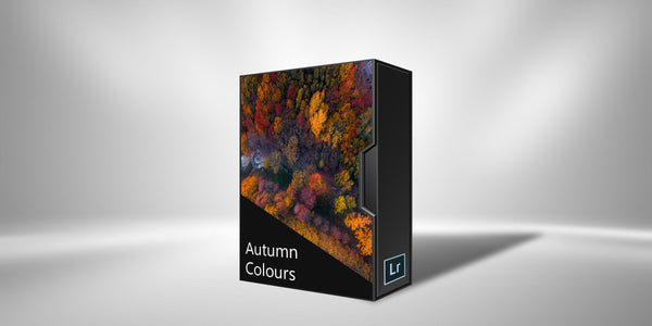 Autumn Colors - Drone Lightroom Presets - By Pilot Presets