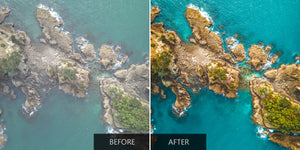 DJI Mavic, Spark, Phantom and Air Lightroom Presets - Pilot Presets