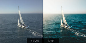 Drone And Boat - Lightroom Presets - Pilot Presets