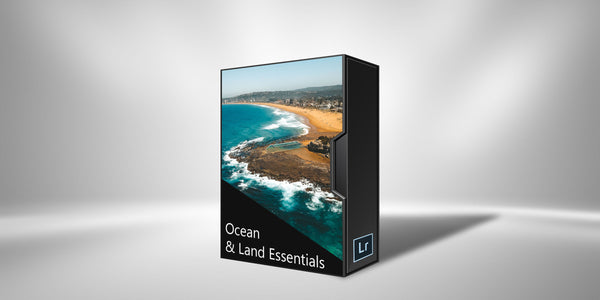 Drone Lightroom Presets For Oceans - Pilot Presets