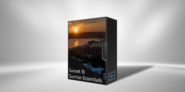 Sunset & Sunrise Essentials - Drone Lightroom Presets - Pilot Presets