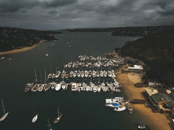 Middle Harbour Yacht Club - Sydney - Australia