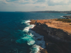 Shark Point Cliff, Sydney, NSW - Free stock image
