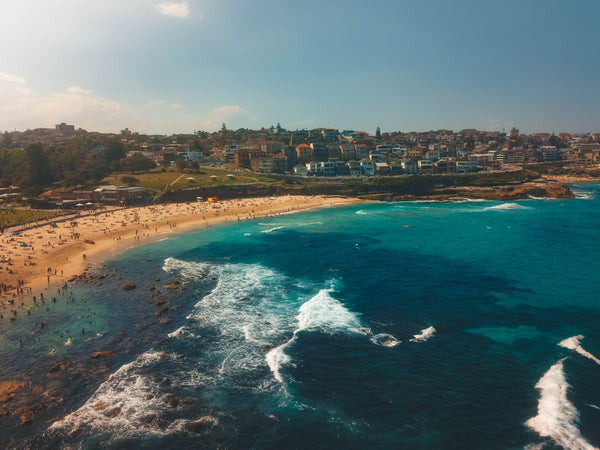 Bronte Beach, Nelson Bay and Bronte Marine Drive - Free Stock Photo