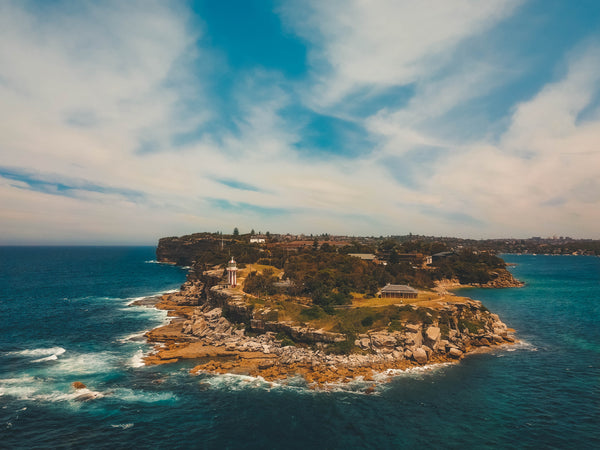 Free stock image of South Head and Hornby Lighthouse - Sydney, Australia