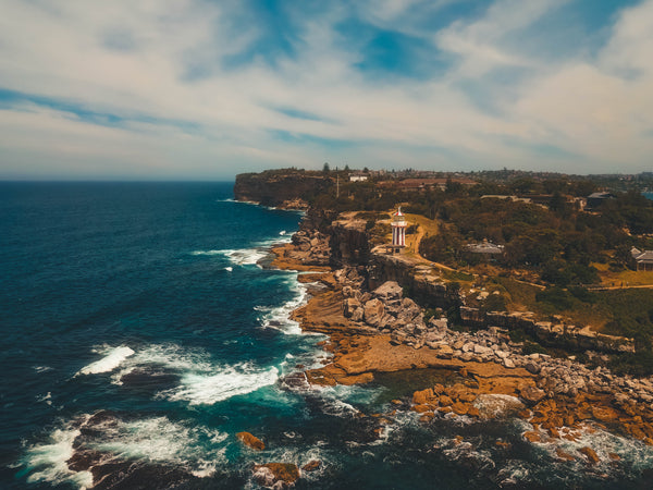 Stock photo of Hornby Lighthouse - Sydney, Australia
