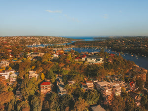 Houses at Seaforth Bluff - Seaforth Cres, David Pl, Richmond Rd - Free Stock Photo