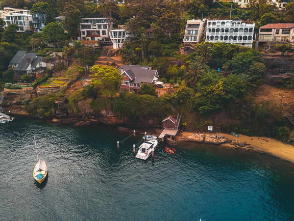 Sydney Luxury Houses With Private Boats