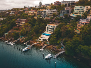 Waterfront Property in Sydney - Free stock photo