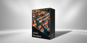 Drone Lightroom Presets For Cities - Pilot Presets