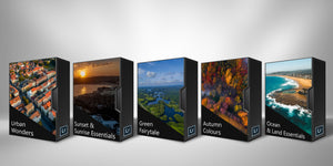Whole Shop Bundle of Lightroom Drone Presets - Pilot Presets